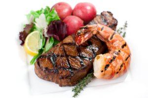 riba i meso