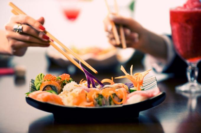 hrana u japanu