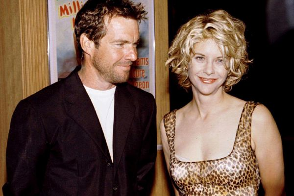 MEG RYAN AND DENNIS QUAID SEPARATE